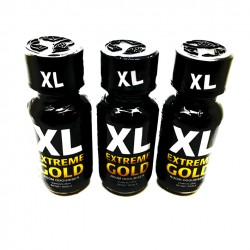 Large XL Extreme Gold x 3