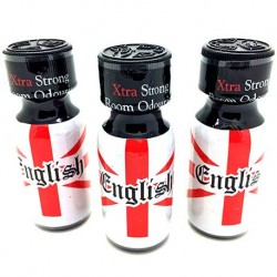 English Poppers x 3 - buy uk poppers