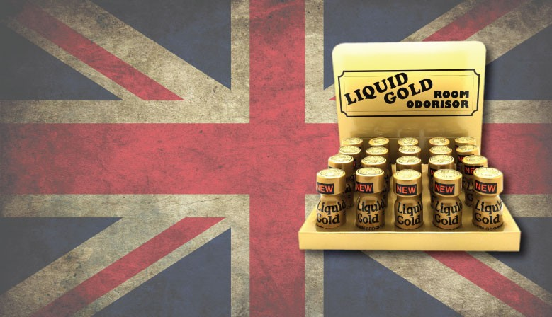 Liquid Gold poppers UK