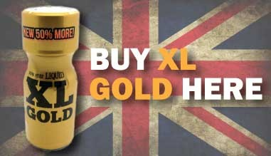 Buy XL Gold Uk poppers